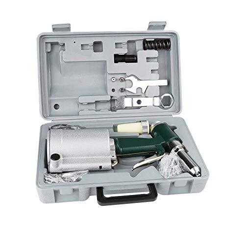 Remachadora neumática profesional, clavadora de aire comprimido, multicolor