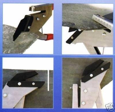 Tijeras con perforador 35 mm,para fibrocemento Eternit pizarra azulejo techador
