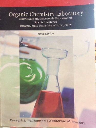 Title: ORGANIC CHEMISTRY LAB. >CUSTOM