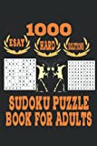 Sudoku Puzzles with solutions: Sudoku Puzzles Book 1000 Sudoku Puzzles with Solutions (Medium & Hard,easy, expert)