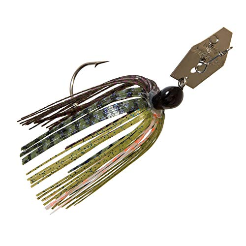 Z-MAN Chatter Bait, 1/2 oz, Perch/Bluegill (CB12-46)