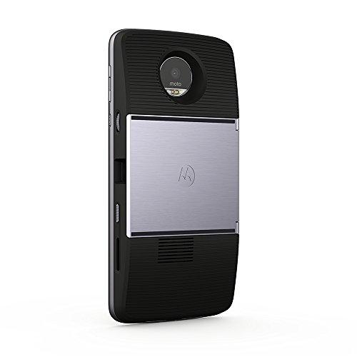 Lenovo Moto Mod – Proyector Insta-Share (Tamaño de la Imagen hasta 70'', Brillo 50 lúmenes), Color Negro