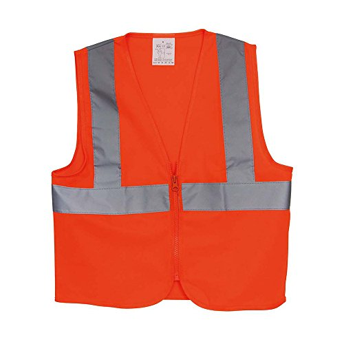 Legler - 2020208 - Accessoires pour Véhicule - Gilet De Sécurité pour Enfants - Orange