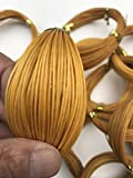 zhurod New Silk Fly Line DT5,Double Tapered Braided at 27 Metres.