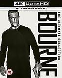 Bourne 4K Collection (4K Uhd+Bd+Uv) (10 Blu-Ray) [Edizione: Regno Unito] [Blu-ray]
