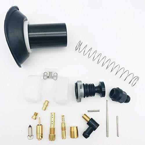 JDQS Bomba de plomero de imprimación de Combustible, Válvula de Arranque del Choque de la Bomba de la Bomba de carbohidratos para TRX300 fácil de Instalar y Duradero Accesorios de carburador