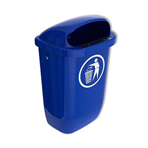 Original Sulo Abfallbehälter 50 Liter blau