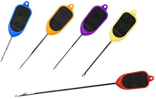 My-Fishing-World Mikado Angel - Juego de agujas de cebo, juego de agujas para pesca de carpas, set de alta calidad, herramienta universal para pesca de carpas y boilie