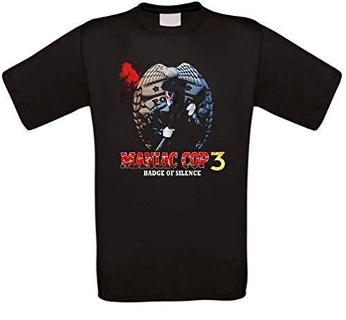 Maniac Cop 3 T-Shirt (XXXL)