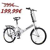Sport & Freizeit Faltrad 20 Zoll, Klappräder...