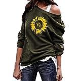 LEKODE Women T-Shirt Pretty Special Lightweight Popular Casual O-Neck Wild...