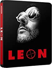 Leon UK Limited Blu-Ray Steelbook 20th anniversary Edition with both Theatrical and Director's Cut Versions Region B