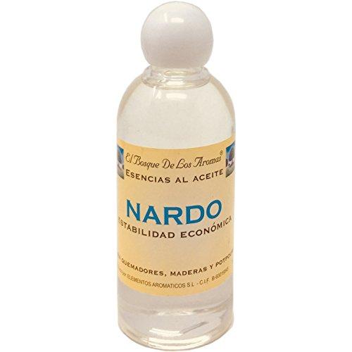 El bosque de los aromas Aceite Esencial para quemadores con Aroma a Nardo