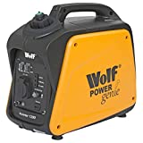 "Best Inverter Generators - Wolf ""Power Genie Petrol Inverter Generator 1200w Portable Review"