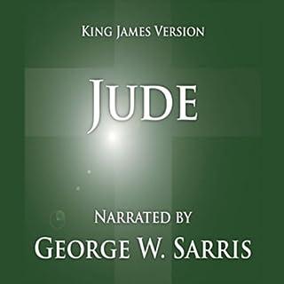 The Holy Bible - KJV: Jude audiobook cover art