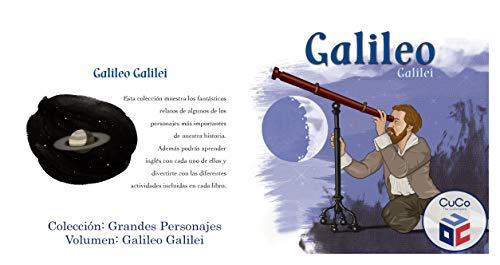 GALILEO GALILEI: GRANDES PERSONAJES DE LA HISTORIA
