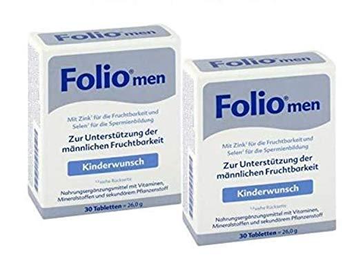 Folio men Tabletten - Original-Doppelpack von primeservice24®