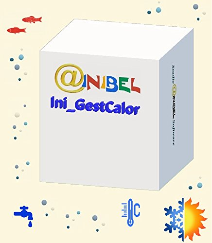 INI_GESTCALOR - Il software per i tecnici installatori e o manutentori di impianti TERMICI (Caldaie - Bruciatori - Scaldabagno - Condizionatori - Termocamini - Rampe)