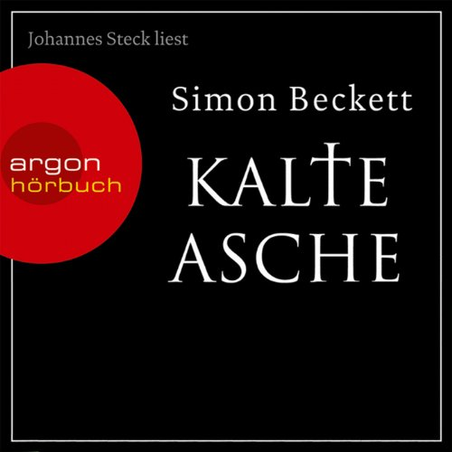 Kalte Asche audiobook cover art