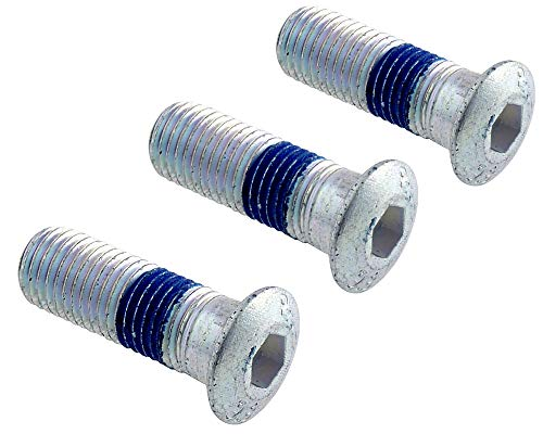 Aerox Bremsscheiben Schrauben Satz 3 Stück MBK Nitro Booster BWS