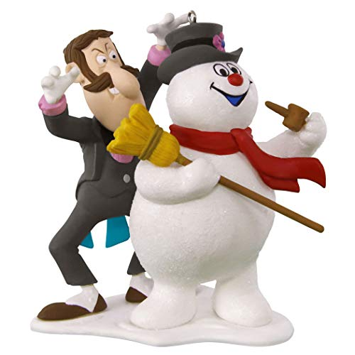 Price comparison product image Hallmark Keepsake Christmas Ornament 2019 Year Dated Frosty The Snowman 50th Anniversary