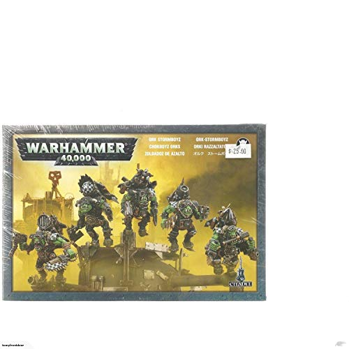 Ork Stormboyz Plastic Warhammer 40k New by Games Workshop