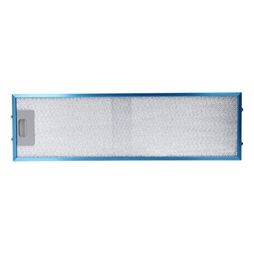 Fettfilter Metallfettfilter 540x158mm ORIGINAL Whirlpool Bauknecht 481248088057 Indesit C00138616 Filter Gitterfilter Alufilter Dunsthauben Dunstabzugshaube auch Privileg
