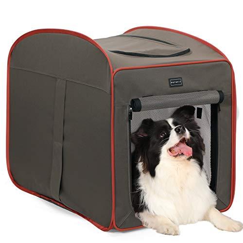 Petsfit 31x20x25 Portable Pop Open Cat Kennel,Cat Cage,Dog Kennel,Cat Play Cube,Lightweight Pet...