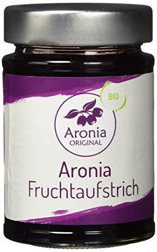 Aronia Original Bio Aronia Fruchtaufstrich, 1er Pack (1 x 200 g)