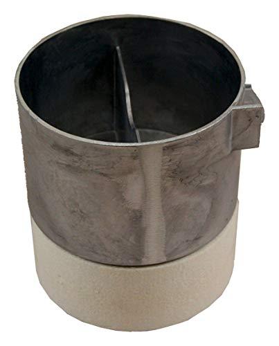 Brennkammertopf m. Isolierung, Wolf GB 2600092