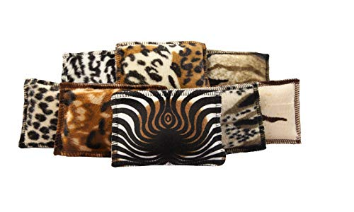 4cats Coussin Doudou Sauvage Valeriane pour Chat Multicolore