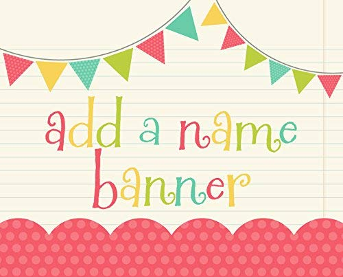 ADD A NAME Banner to any Lowest price challenge Department store Any Birt - Birthday Choose Happy