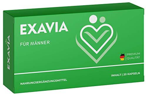 Exavia Mann | EXTREM | hochdosiert | 20 Kapseln