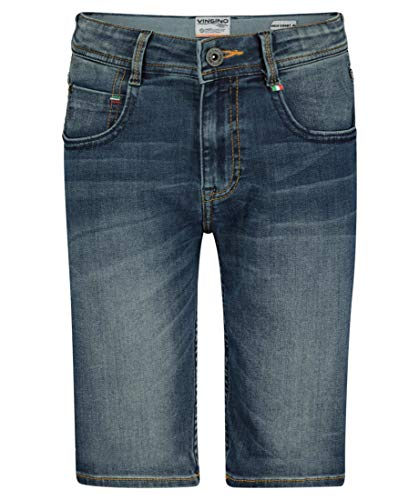 Vingino Jungen Lange-Hosen in der Farbe Blau - Größe 92
