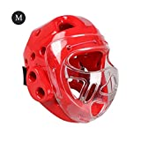 G-wukeer Kickboxing Taekwondo Head Gear Sport Head Guard Boxeo Headgear Casco para Niños...