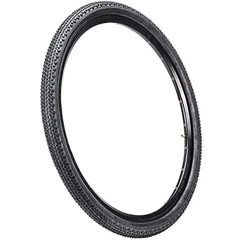 Screst Neumáticos Negros Activos con Cable De Neumáticos para Bicicleta De Bolas De Alambre De Neumáticos De Repuesto 26x1.95inch Bici De MTB