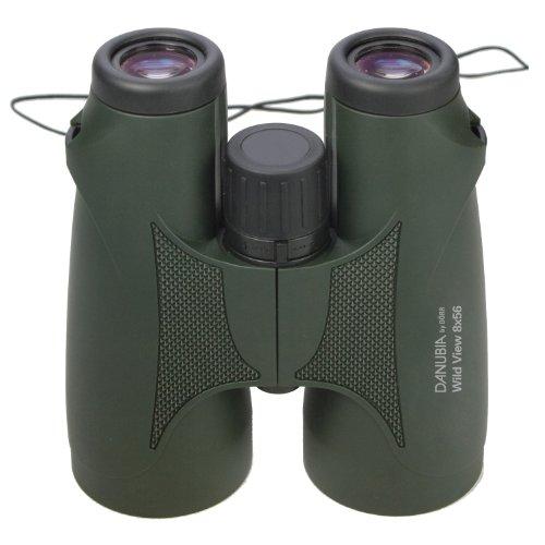 Dörr Danubia Wild View Dachkantfernglas 8X 56mm olivgrün