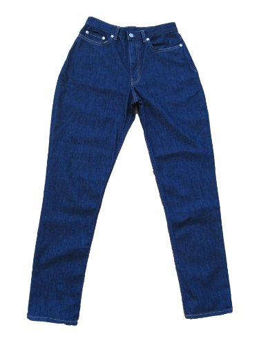 BLK DNM Jeans High Rise Womens Size 27 X 34 Crosby Blue