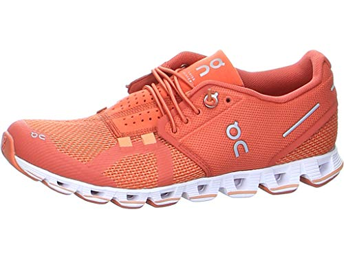 on Running Damen-Laufschuh Cloud, Chili Rust, Rot (Chili/Rost), 42 EU