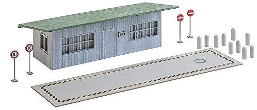 Faller FA 130172–Báscula para Camiones con Oficina Edificios, A
