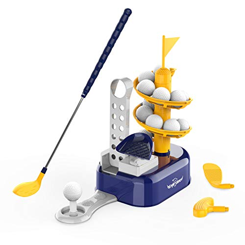 Kids Golf Toys Set Outdoor Lawn ...