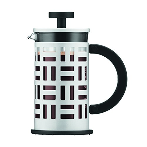 Bodum 11198-913 Eileen 3-Cup Coffee Maker, 12-Ounce, Off-White