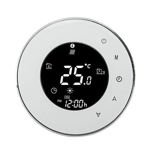T-storm Smart Wi-Fi Thermostat für Heizkessel, kompatibel mit Box 86 x 86 – kompatibel mit Alexa und Google Home und IFTTT