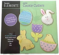 Tovolo Elements Easter Cookie Cutters