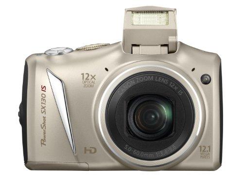 Canon Powershot SX130 is 12 Multiplier_x
