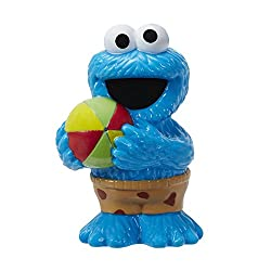 Image: Sesame Street Cookie Monster Bath Squirter