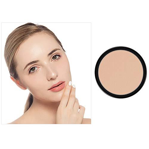 Fuyamp Ultra Fine Setting Powder Face Make Up Powder Oil Control 3 Colors Shade Makeup(03#)