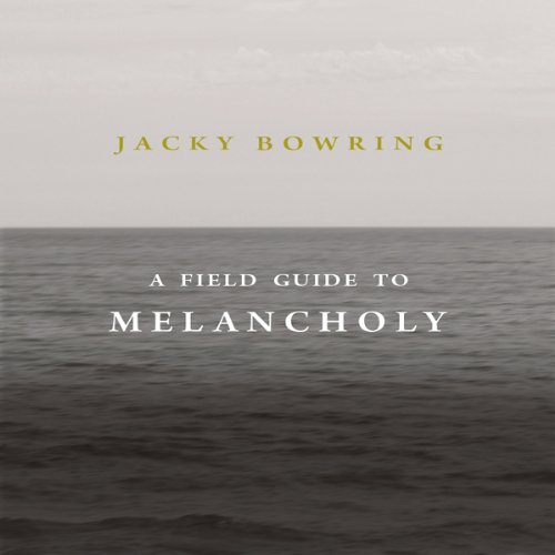 A Field Guide to Melancholy audiobook cover art