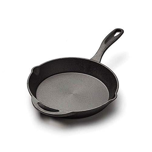 XBSD gietijzeren pan, friteuse, outdoor-uitrusting, pan, dikke picknick gebruiksvoorwerpen, draagbare mobiele keuken kookgerei, geschikt voor outdoor camping