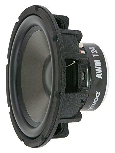 mivoc AWM 124 30cm (12 inch) Tieftonsystem 220 Watt R.M.S.